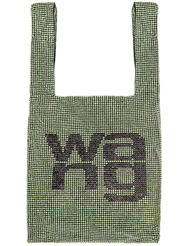 Wanglock Mini Shopper Mesh Bag by Alexander Wang