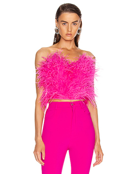 ostrich-feather-embroidered-top by attico