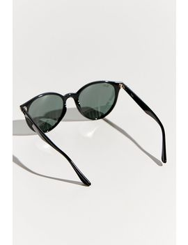 Ray Ban Highstreet Round Sunglasses by Ray Ban