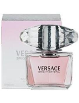 Free Shipping Versace Bright Crystal Eau De Toilette 90ml Spray by Fragrances
