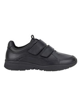 Ellen Black Sneaker by Hush Puppies