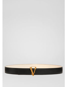Virtus Belt by Versace