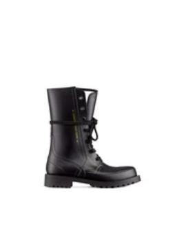 Diorcamp Low Boot In Rubber by Dior