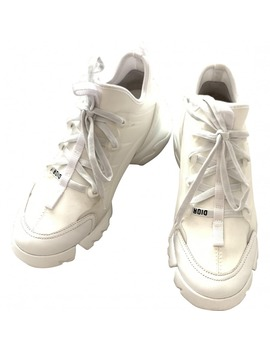 D Connect Cloth Trainers by Dior