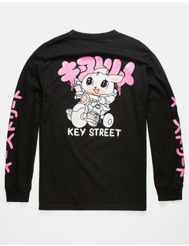 Key Street Bunny Mens T Shirt by Key Street