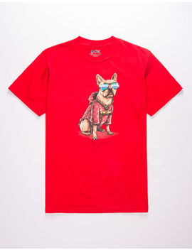 Dgk Frenchie Mens T Shirt by Dgk