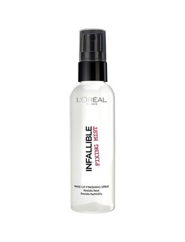 L'oreal Paris Infallible Fixing Mist Make Up Finishing Spray by L'oreal Paris