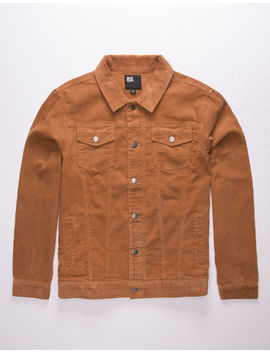 Rsq Cord Trucker Mens Jacket by Rsq
