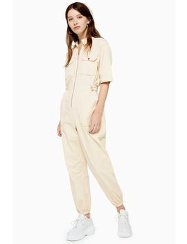 Utility Pocket Boiler Suit by Topshop