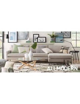 Cora Reversible Modular Sectional by Allmodern