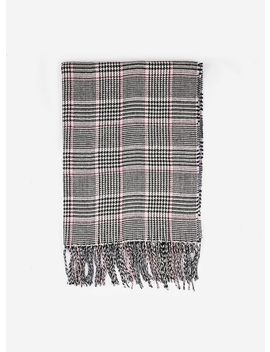 Multicolour Prince Of Wales Check Scarf by Dorothy Perkins