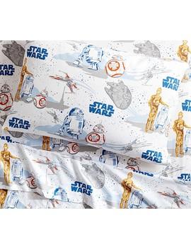 Star Wars™ Droid™ Sheet Set by Pottery Barn Kids