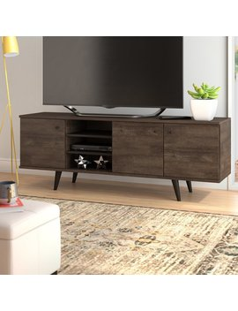 "Leslie Tv Stand For T Vs Up To 78"" by Modern Rustic Interiors"