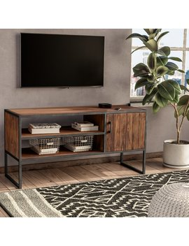 "Randall Media Tv Stand For T Vs Up To 58"" by Modern Rustic Interiors"