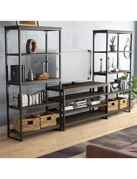 "Sickels Entertainment Center For T Vs Up To 50"" by Trent Austin Design"