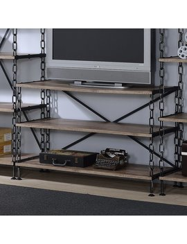 "Maidenhead Entertainment Center For T Vs Up To 50"" by Williston Forge"