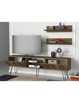 "Benigna Tv Stand For T Vs Up To 65"" by Ivy Bronx"