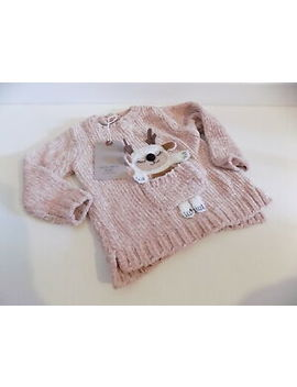 Zara Super Soft Knit Jumper Size 9 12 Months Bnwt by Ebay Seller