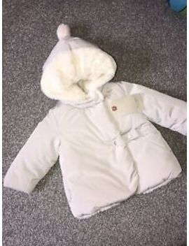 Zara Mini Coat 9 12 Months by Ebay Seller