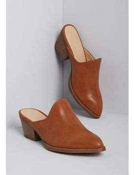 Love At First Step Mule by Modcloth