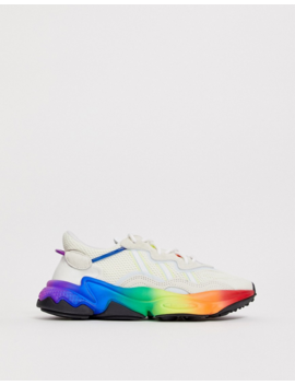 Adidas Originals Pride Ozweego Sneakers by Adidas