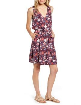 Sleeveless Popover Dress by Hinge