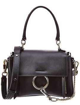 Chloé Faye Day Mini Leather Shoulder Bag by Chloe