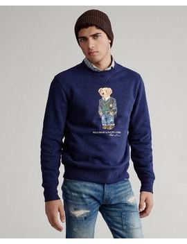 Preppy Bear Fleece Sweatshirt by Ralph Lauren