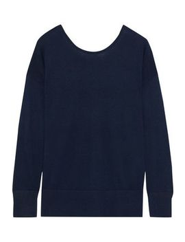 Signy Cotton Blend Sweater by Iris & Ink