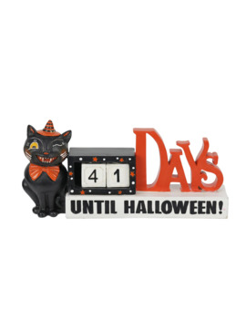"7"" Cat Countdown Décor Accent By Ashland® by Ashland"