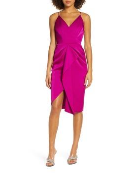 Asymmetrical Sheath Dress by Harlyn
