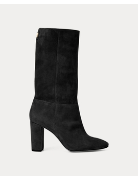 artizan-suede-boot by ralph-lauren
