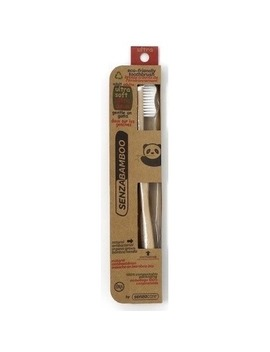 Senzacare Bamboo Toothbrush Ultra Soft Adult by Well