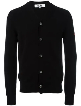 Cardigan Abotoado by Comme Des Garçons Play