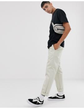 Globe   T Shirt à Logo Encadré   Noir by Globe