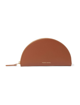 Moon Leather Wallet by Mansur Gavriel
