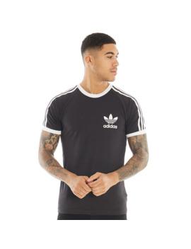 Adidas Originals Mens Essentials California T Shirt Black by Adidas Originals