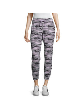 Flirtitude Womens Jogger Pant Juniors by Flirtitude