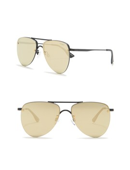 The Prince 57mm Sunglasses by Le Specs