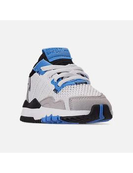 Boys' Toddler Adidas Originals Nite Jogger Casual Shoes by Adidas