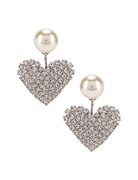Valentine Earrings by Jennifer Behr