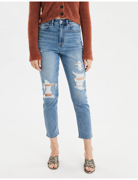 Highest Waist Mom Jean by American Eagle Outfitters