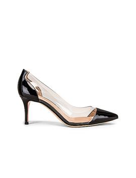 Plexi Heels by Gianvito Rossi