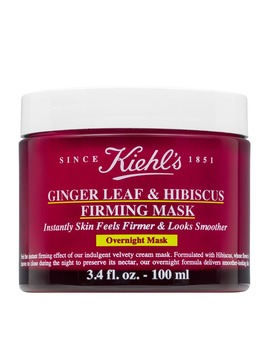 Kiehl's Ginger Leaf & Hibiscus Firming Overnight Mask 100ml by Kiehl's
