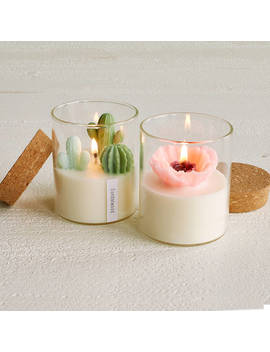 Terrarium Candle by Zoe Tang