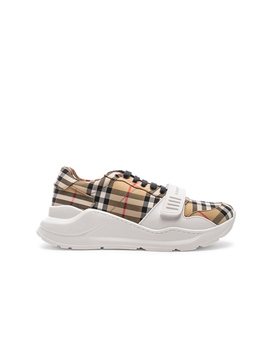 Regis Low Sneakers by Burberry