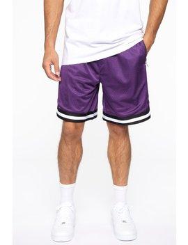 Dress To Play Active Short   Purple by Fashion Nova