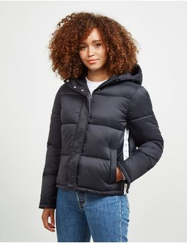 Calvin Klein Jeans Tape Padded Jacket by Tessuti