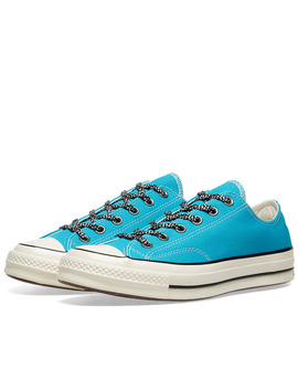 Converse Chuck Taylor 1970s Ox Vintage Canvas Mountaineering by Converse's