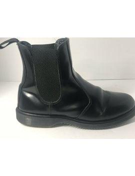 🔥Dr Doc Martens Flora Black Slip On Chelsea Boot Uk 6 Women's 8 Eu 39 by Dr. Martens